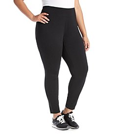 Exertek® Plus Size Basic Leggings