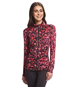Exertek® Petites' Shirred Front Jacket