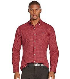 Polo Ralph Lauren® Men's Buffalo Check Button Front Shirt