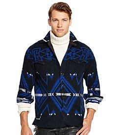 Polo Ralph Lauren® Men's Western Pattern Causal Shirt
