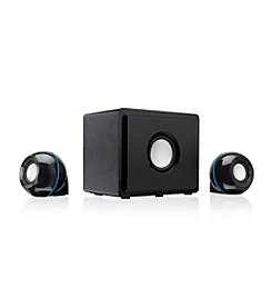 GPX 2.1 Powered Speaker System
