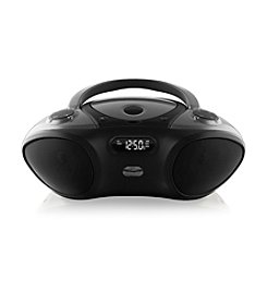 iLive™ Bluetooth Boombox Radio and CD Player