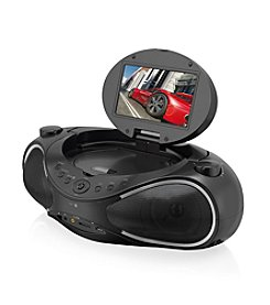 iLive Bluetooth® DVD Boombox