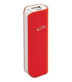 iLive Red Portable Charger