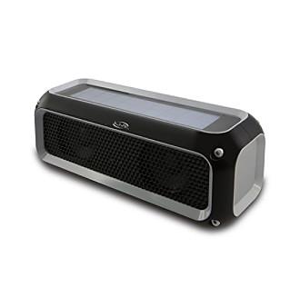 iLive Water-Resistant Solar Powered Bluetooth® Speaker