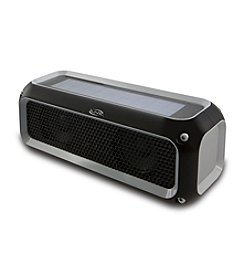 iLive Water-Resistant Solar Powered Bluetooth® Speaker