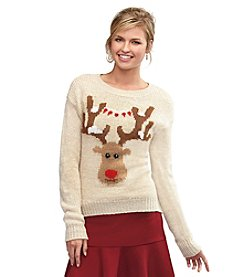 Jolt® Reindeer Sweater