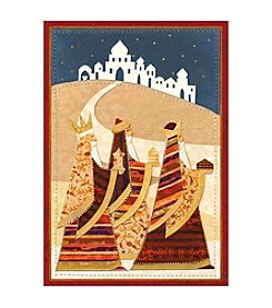 Image Arts® Three Wisemen Box Of 40 Cards With Designed Envelopes