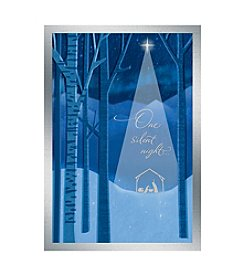 Image Arts® One Silent Night Box Of 40 Cards With Seals