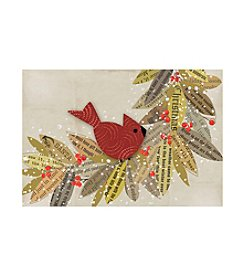 Image Arts® Cardinal & Leaves Box Of 12 Cards