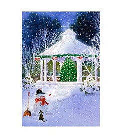 Image Arts® Snowman Gazebo Box Of 16 Cards
