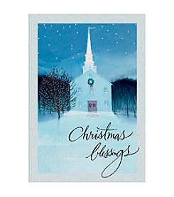 Image Arts® Church Christmas Blessings Box Of 16 Cards