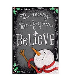 Image Arts® Snowman Be Merry Box Of 16 Cards