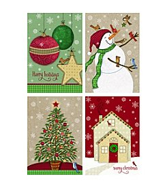 Image Arts® Traditional Folk Designs Box Of 24 Cards