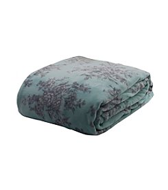 Laura Ashley® Home Cielo Floral Blanket