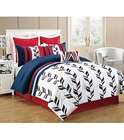 HomeChoice Fusion 8-pc. Comforter Set