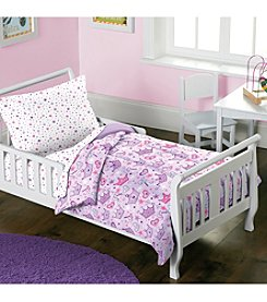 Dream Factory® Stars & Crown Toddler Mini-Bed-in-a-Bag
