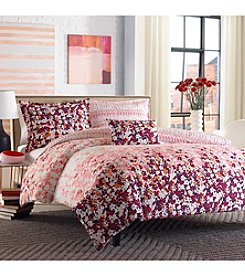 City Scene™ Forget Me Not Comforter Set