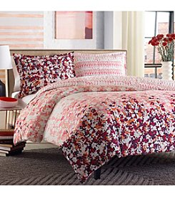 City Scene™ Forget Me Not Duvet Set