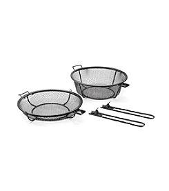 Outset Jumbo Grill Basket & Skillet