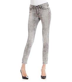 KIIND OF Moto Skinny Jeans