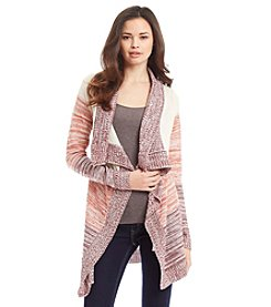 Hippie Laundry Multi Striped Cardigan