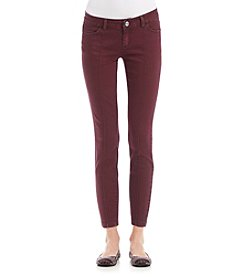 Hippie Laundry Pintuck Skinny Jeans