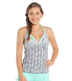 Malibu Dream Girl® Line Vibe Molded Tankini Top