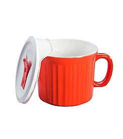 CorningWare® Vermillion 20-Oz. Pop-In Mug