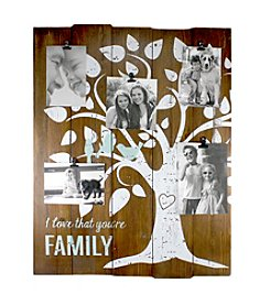 Fetco® Family Tree Collage - 5 Photo Clips