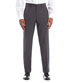 Kenneth Cole REACTION® Men's Plaid Flat Front Dress Pants