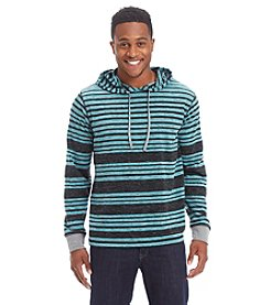 Ocean Current® Men's Long Sleeve Jersey Stripe Hoodie