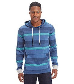 Ocean Current® Men's Long Sleeve Slub Stripe Jersey Hoodie