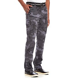 Lazer™ Men's Twill Cargo Pants