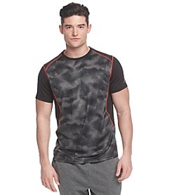Exertek® Men's Short Sleeve Printed Fashion Tee