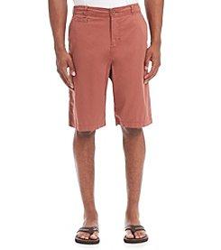 Ruff Hewn Men's Flat Front Shorts
