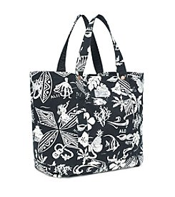 Polo Ralph Lauren® Men's Hawaiian-Print Canvas Tote