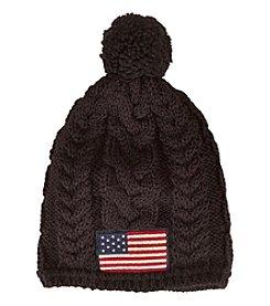 Polo Ralph Lauren® Men's Cable Flag Hat