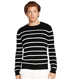 Polo Ralph Lauren® Men's Striped Linen-Cotton Sweater