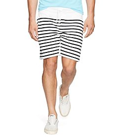 Polo Ralph Lauren Men's Striped Terry Shorts