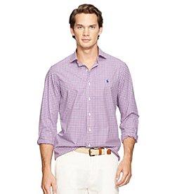 Polo Ralph Lauren® Men's Checked Estate Shirt