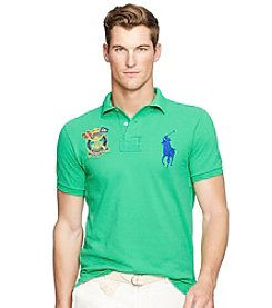 Polo Ralph Lauren® Men's Classic-Fit Nautical-Crest Polo Shirt