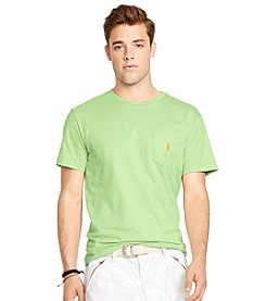 Polo Ralph Lauren® Men's Jersey Pocket Crewneck