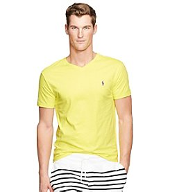 Polo Ralph Lauren® Men's Jersey V-Neck