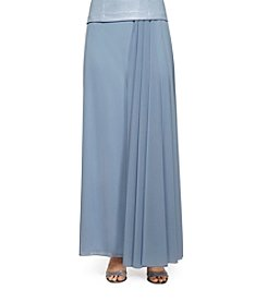Alex Evenings® Pleated A-Line Skirt