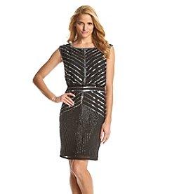 Adrianna Papell® Blouson Cocktail Dress