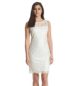 Calvin Klein Short Lace Dress