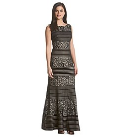 Sangria™ Mesh Lace Gown