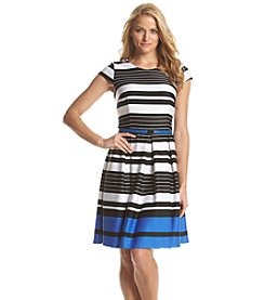 Madison Leigh® Striped Party Dress