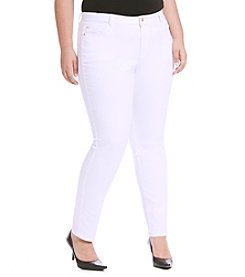 MICHAEL Michael Kors® Plus Size Skinny Ankle Jeans